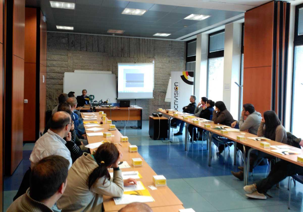 seminario Bcnvision Porriño