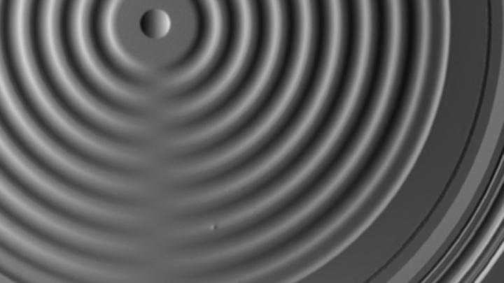 Imagen curvatura de la pieza