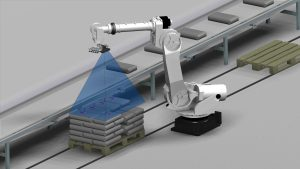 visión artificial logística